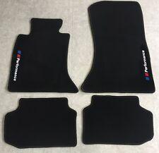 Autoteppiche Fußmatten für BMW F10 F11 5er Lim. Touring Performance Velours Neu