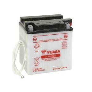 (432982) Bateria Yuasa SUZUKI GS F 500 Año 01-04 (YB10L-B2)