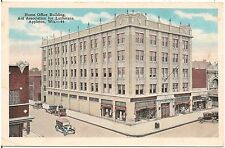 Home Office Building of Aid Assoc. for Lutherans in Appleton WI Postcard