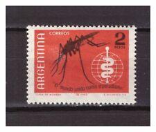 s27121) ARGENTINA 1962 MNH** Anti malaria 1v