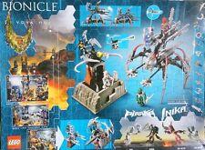 Lego Bionicle Voya Nui Piraka Inika Piraka Outpost