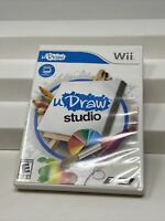 uDraw Studio Nintendo Wii Game Only