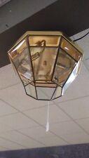 MCM Atomic Ceiling Light Fixture UFO Vintage Retro