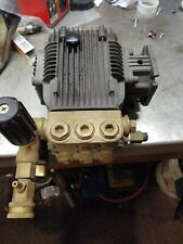 Mi-T-M Pressure Washer Pump Replacement 3000PSI 2.5GPM 30414 3-0414