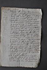Manoscritto Ferrara Alfonso Bevilacqua Disposizioni Lavoro Feste Festività 1564