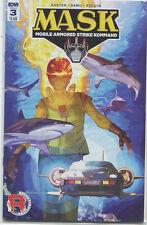 Mask #3 Nm Idw Comics Cbx1K