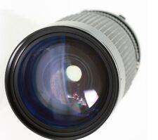 Tokina AT-X Minolta MD 35-200mm f/3.5~4.5 Macro Zoom Lens X-700 X-570 X-370 XD11