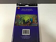 NEW Greenbrier Wall Decor Mural Halloween Decor New 42 x 72 Potions Brews Witch