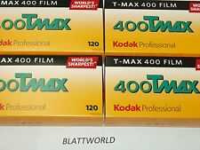 20 Rolls of Kodak Professional TMAX TMY 400 120 Black & White Film Exp MAY 2019