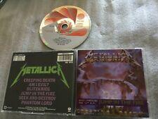 METALLICA Creeping Death / Jump In The Fire CD 1990 Vertigo 842 219-2 Phonog Fr