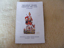 The Kings' Armies Through The Ages  By Otto Gottstein  Of  Model Soldier Society