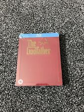 godfather trilogy (PLAY.COM) bluray STEELBOOK - FACTORY SEALED