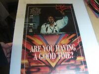 Paul McCartney fan club – Club Sandwich magazine No.67 – Autumn 1993