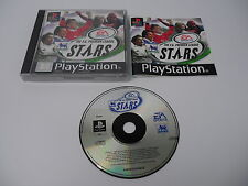 The FA Premier League Stars (PAL) PSX PS1 Playstation 1 2 Sony Complete OVP CIB