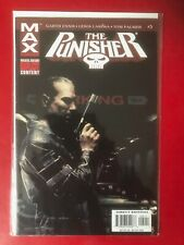 The Punisher # 5. Garth Ennis. VF condition. Bagged & Boarded. Max series