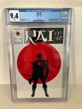 Rai 0 Valiant 1992 Matte 1st Appearance Bloodshot Vin Diesel CGC 9.4