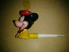 New listing Vintage Mickey Mouse Bubble Blower Pipe Walt Disney Cartoon Toy