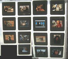 15 Original 1999 STAR WARS EPISODE 1 THE PHANTOM MENACE 35mm Press Kit Slides