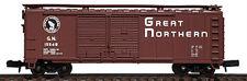 Walthers Great Northern 40' Steel Double Door Box Car #15208 Item #932-8305 N