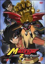 Mazinger. Edition Z. The Impact. Box 3 (2009) DVD