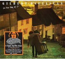 In The Key Of G - Gilbert O'Sullivan (2013, CD NUEVO)