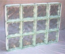 "Glass Block Window  32""x24"" solid"
