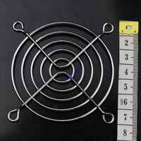 5pcs Lot Stainless Steel Metal Fan Grill Net For 7cm 70mm 2.8 inches Fan