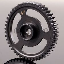 47T (1M) STEEL SPUR GEAR 47 TOOTH FOR RC HPI 76937 SAVAGE X 4.6