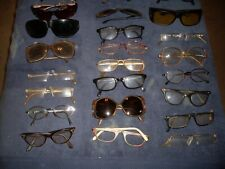 36 Eyeglasses Sun-glasses 10 Cases Covers tethers various cleaners Grab Bag Gift