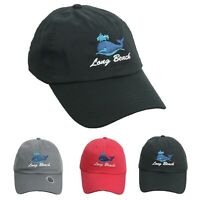 LONG BEACH Baseball Cap Fashion Caps Cotton Dad Hat Casual Hats Adjustable Sport
