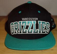 online retailer a1fe7 c9665 Mitchell   Ness Memphis Vancouver Grizzlies Defunct Cap Hat Hardwood Classic  NBA