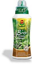 COMPO Bio Kräuterdünger 500 ml (7,98€/1l)