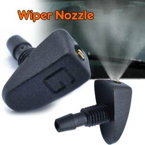 Car Universal Windshield Wiper Jet Water Sprayer Washer Spray Nozzle Sprinkler