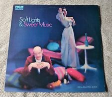 "Soft Lights & Sweet Music Bacharach & David / 1972 RCA Records 12""LP"