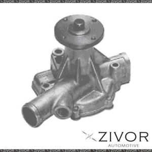 New Protex Water Pump For Nissan Urvan E20 2.0L H20 1974-1982 *By Zivor*