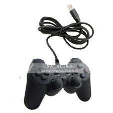 New USB Dual Vibration Game Controller Gamepad Joypad Joystick for PC Computer