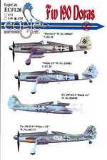EagleCals Decals 1/32 FOCKE WULF Fw-190D DORA Fighter JG26