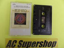 BACHMAN TURNER OVERDRIVE: best of BTO CASSETTE TAPE - Cassette Tape