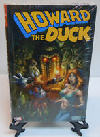 Howard the Duck Steve Gerber Marvel Comics Omnibus Brand New Factory Sealed