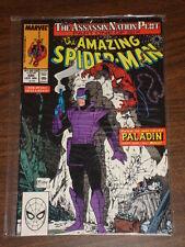 AMAZING SPIDERMAN #320 VOL1 MARVEL COMICS SPIDEY SEPTEMBER 1989