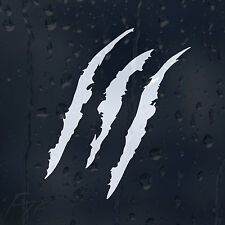 Wolverine Garra marcas signos X-Man Coche Decal Pegatina De Vinilo Para Ventana Parachoques