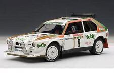 AUTOart Lancia Diecast Rally Cars