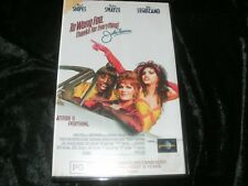 TO WONG FOO THANKS FOR EVERYTHING PATRICK SWAYZE  VHS VIDEO PAL~ A RARE FIND