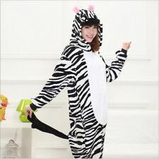 Unisex Adult Kigurumi Pajamas cartoon cosplay animal sleepwear