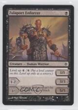 2010 Magic: The Gathering - Rise of the Eldrazi #133 Zulaport Enforcer Card 3g6