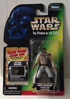 Star Wars Power of the Force POTF2 Freeze Frame Lando Calrissian General .01
