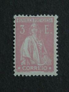 Portugal 1924/26 - Ceres 3E - MH