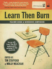 NEW Learn Then Burn Teacher Guide and Workbook Companion by Derrick Brown