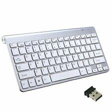Waterproof 2.4G Wireless Keyboard + Mouse Set w/ USB Receiver For Mac Pc Laptop