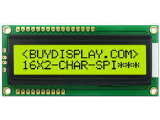 3.3V Serial SPI/Parallel 16x2 Character LCD Display w/Tutorial for Arduino